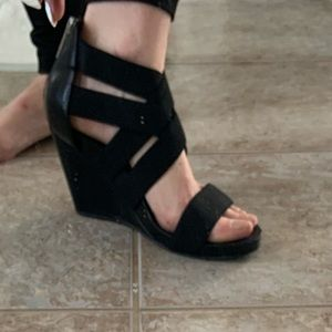 BCBG Sandals with Wedge